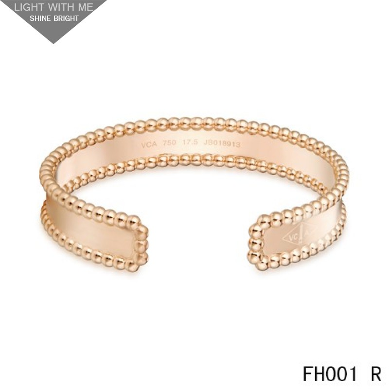 Replica Van Cleef and Arpels Perlee Bracelet | Luxury Van Cleef ...